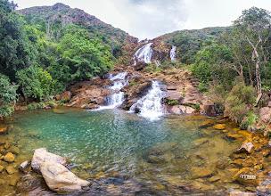 Photo: [RO] Cascada Wadiana, în apropiere de Goro. Chiar daca nu apare pe hartile turistice e mai spectaculoasa decât vecina ei, mai mediatizata cascada Madeleine.  [EN] Wadiana waterfall, near Goro. Although does not appear on the tourist map is more dramatic than her neighbor, better known waterfall Madeleine.  #hqsplandscape , +100379827397924071303 curated by +115530531530181491807 +110260771074797936351+116628989703618447102+108566334850399183206 +102642362776273520722+102650561655114832408+100657331649343801873