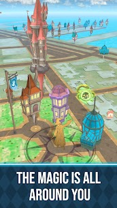 Harry Potter:  Wizards Unite Mod Apk Download For Android and Iphone 5