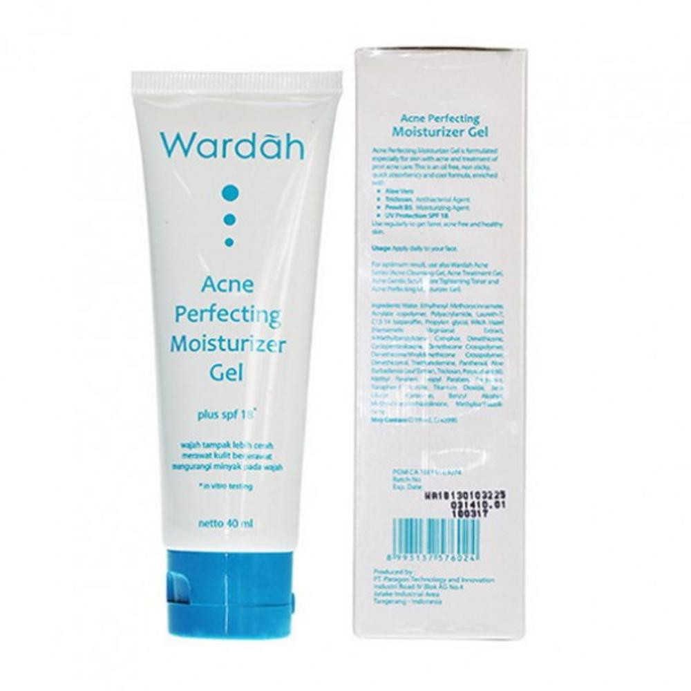 Wardah Acne Perfecting Moisturizer Gel
