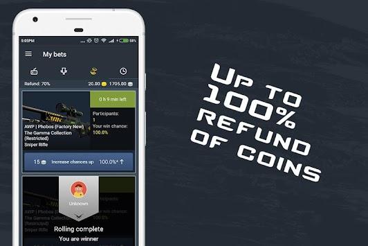 AWP Lotto - free CS:GO skins APK Latest Version Download - Free