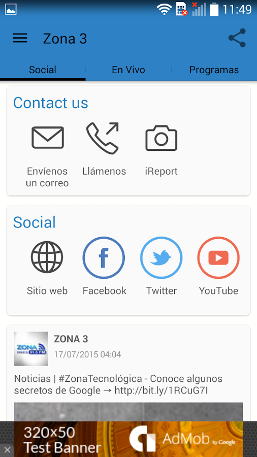 Zona 3- screenshot