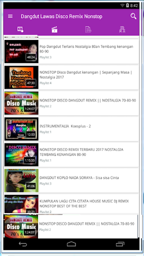 Download Disco Dangdut Lama Paling Populer Remix Nonstop Google Play