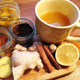 My Golden Elixir Juice.
