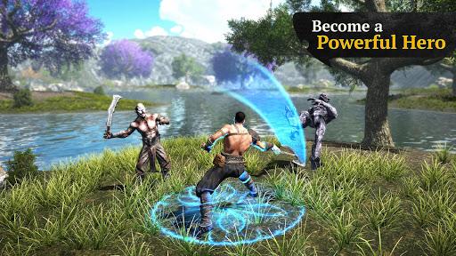 Evil Lands: Online Action RPG screenshot 10