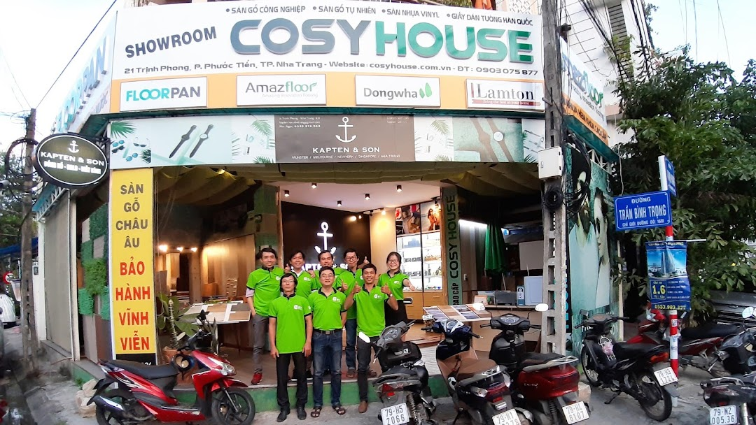 Cửa hàng Sàn gỗ Cosy House