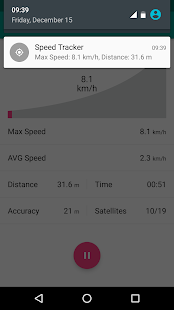 Speedometer (Bike cyclometer) - náhled