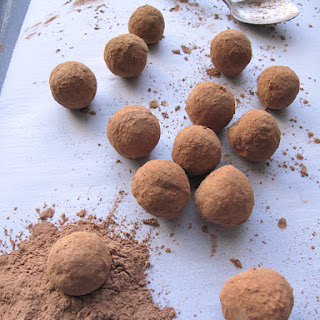 AIP / Paleo Coconut and Carob Truffles (Dairy-Free & Nut-Free) Recipe