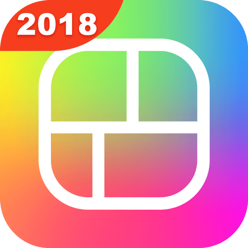 photo grid square insta pic Icon