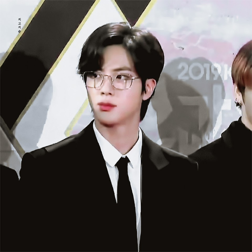 bts jin glasses 3