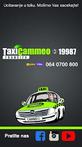 Taxi Cammeo Srbija screenshot 5