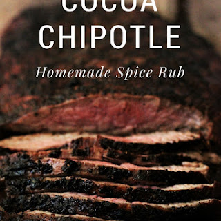Cocoa Chipotle Spice Rub Recipe