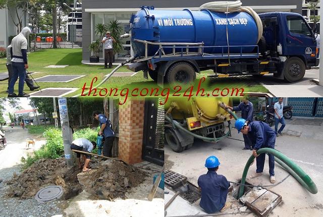 Hãy đến với thongcong24h.com để được trải nghiệm sự khác biệt về dịch vụ rút hầm cầu