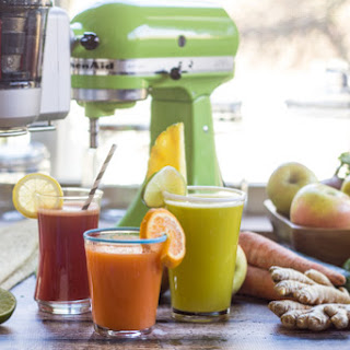 Brunch Party Juice Bar Recipe