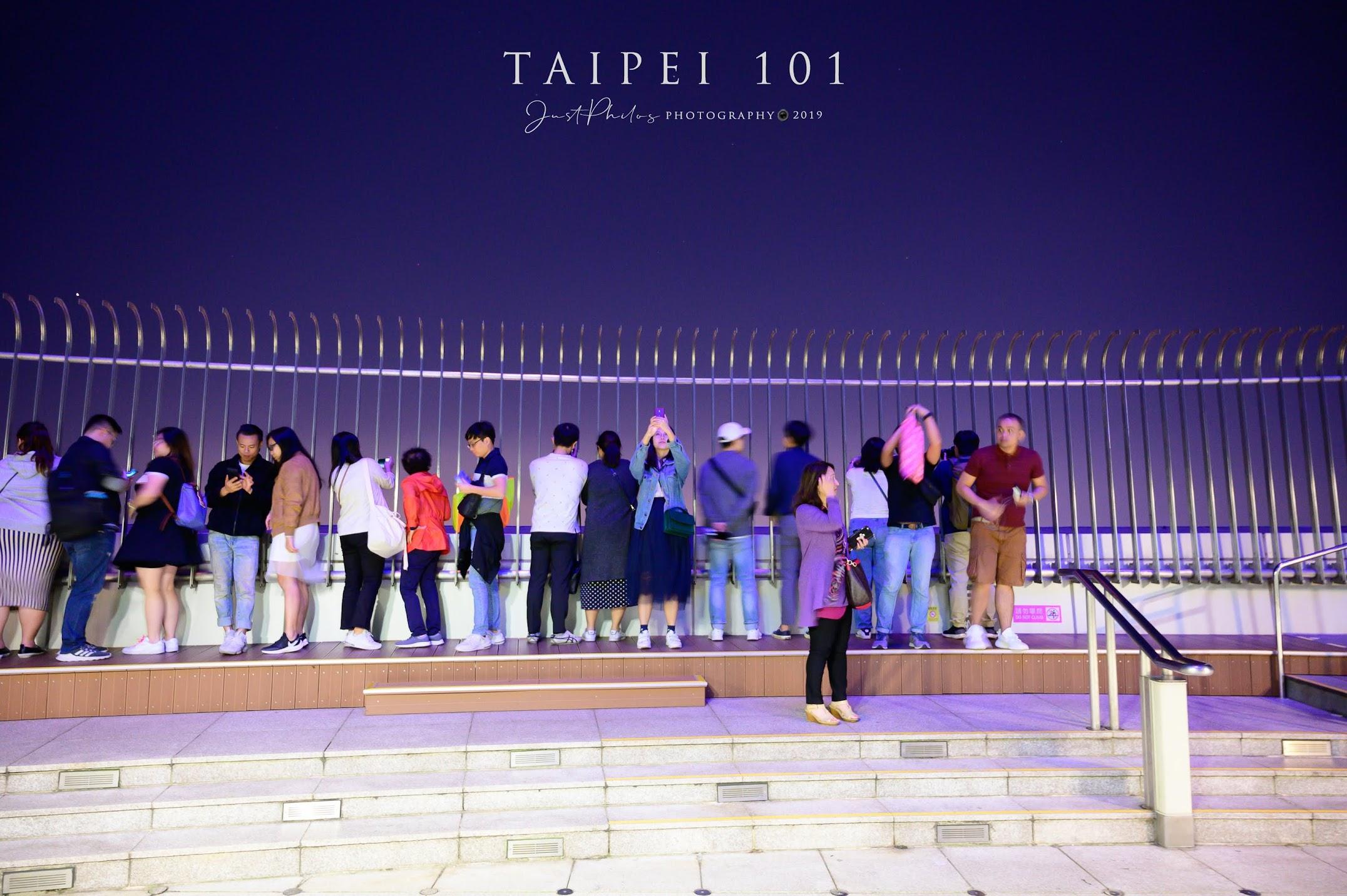 位於台北101觀景台91樓的戶外觀景台,是可以無遮蔽的欣賞台北市景與夜景的部分,是很值得一訪的地方。