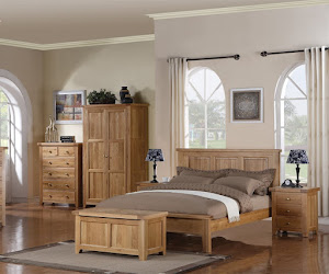 Devon Oak Bedroom Furniture