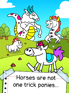 Horse Evolution - Mutant Ponies and Stallions- screenshot thumbnail