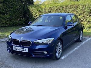2016 BMW 118I SPORT