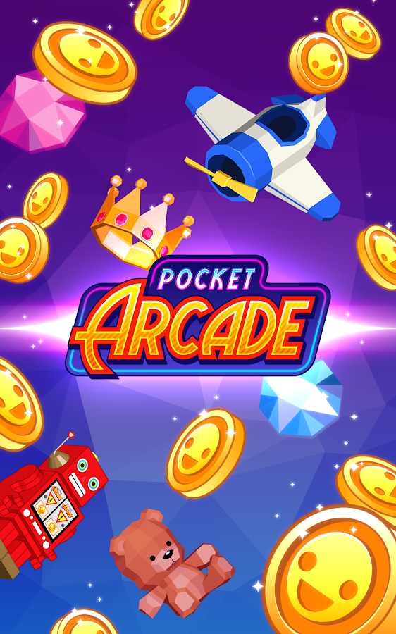 Pocket Arcade- screenshot