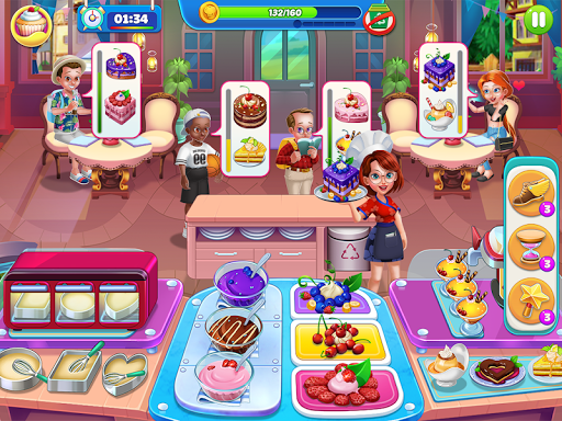 Cooking World: Cook, Serve in Casual & Design Game 1.0.6 screenshots 8