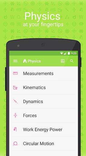 PhyWiz Notes (UNLOCKED) screenshots 2