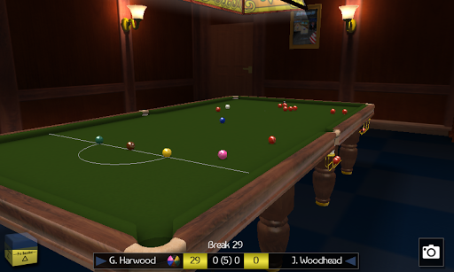 Pro Snooker 2018 1.29 screenshots 8