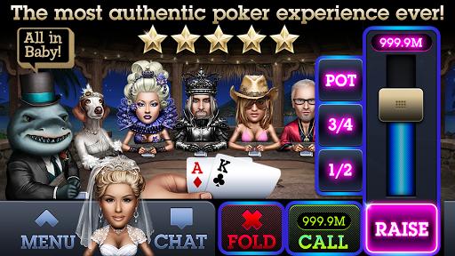 Fresh Deck Poker - Live Hold'em apkpoly screenshots 1