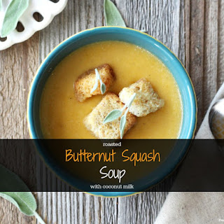 Butternut Squash Soup With Milk Recipes.