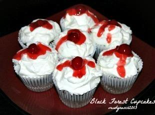 Wendy's Black Forest Cake Recipe