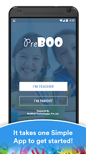 MyPreBOO- screenshot thumbnail