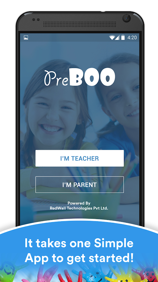 MyPreBOO- screenshot