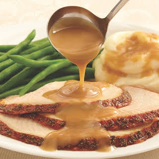 Perfect Turkey Gravy.