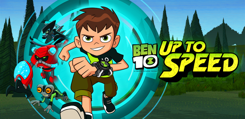 Ben 10: Up to Speed – APK MOD HACK – Dinheiro Infinito