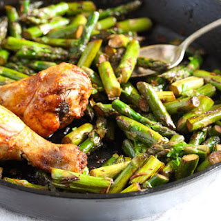 Sauteed Asparagus with Garlic – Easy Asparagus.