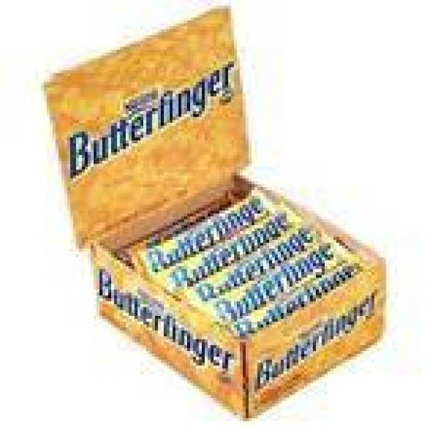 Old Fashioned Butter Finger Candy Bar Recipe