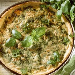 Pignoli Shortcrust Tart