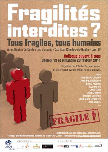 Affiche Colloque 2011