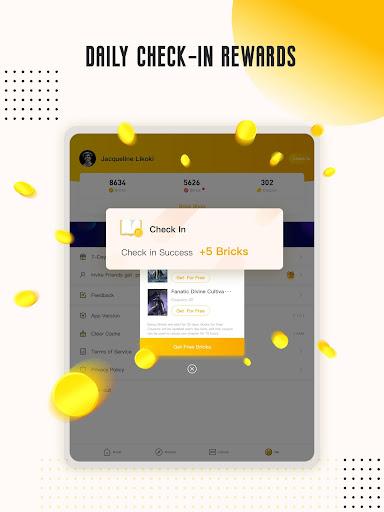 Babel Novel - Webnovel & Story Books Reading Apps screenshots 14
