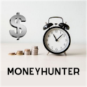 Money Hunter ( Quize & Spin) icon