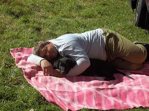 Photo: odpočinek na sluníčku