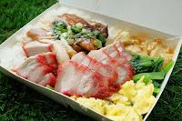 香港鍋巴港式燒臘快餐