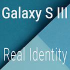 Galaxy SIII Identity icon