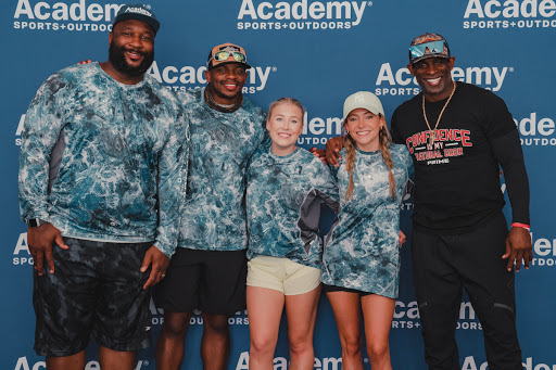 Jimmie Allen, Maddie + Tae Participate in Academy Sports + Outdoors' Celebrity Fishing Tournament