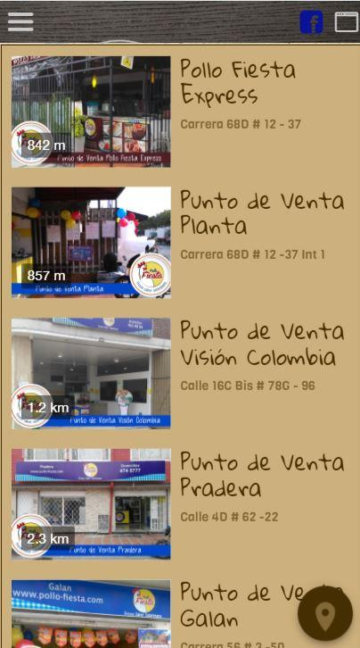 Pollo Fiesta- screenshot