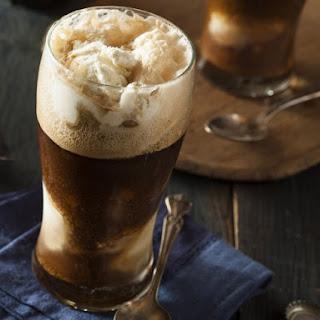 Root Beer Frosty.