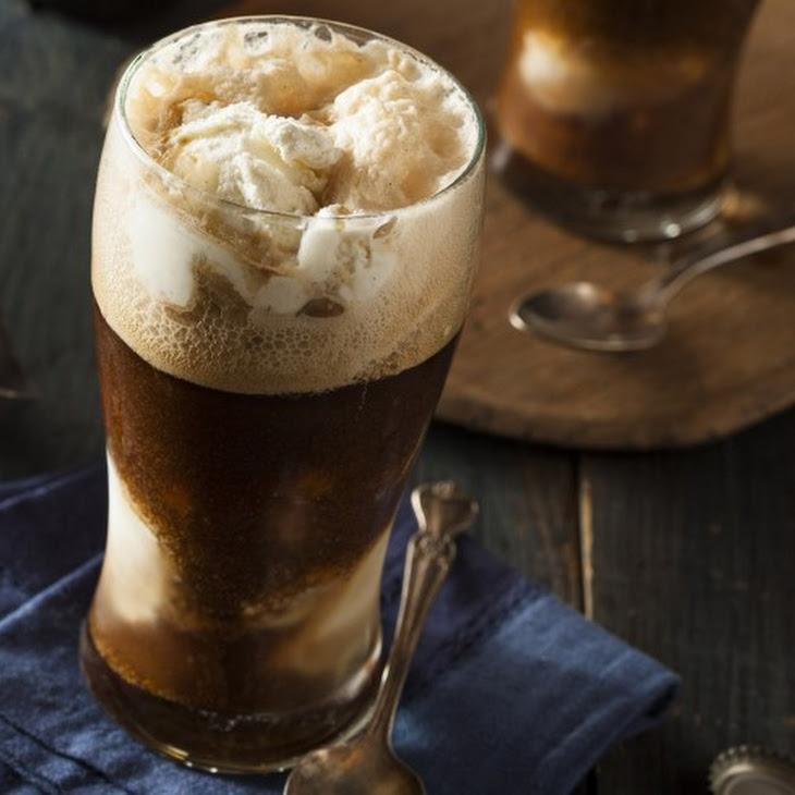 Root Beer Frosty