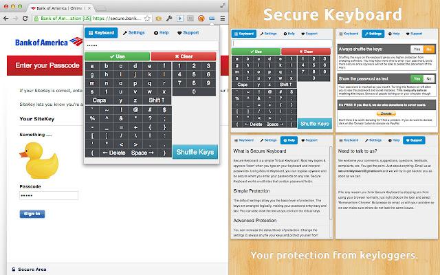 4382daca2f8 Secure Keyboard