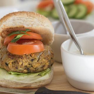 Pea Burger Recipes.