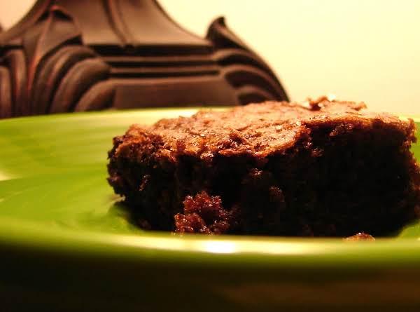 Mom's Fudge Brownies Recipe