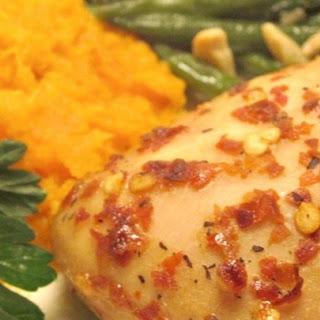 Honey-Dijon Chicken With A Kick