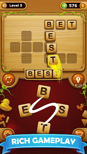 Word Connect - Word Games Puzzle - screenshot
